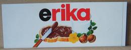 MONDOSORPRESA, ADESIVI NUTELLA NOMI, ERIKA - Nutella
