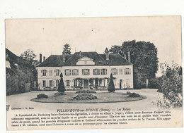 89 VILLENEUVE SUR YONNE LES RELAIS CPA BON ETAT - Villeneuve-sur-Yonne