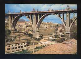 Alicante. Alcoi. *Puente De San Jorge* Ed. Arribas Nº 2008. Escrita. - Alicante