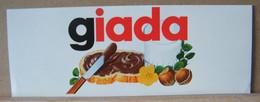 MONDOSORPRESA, ADESIVI NUTELLA NOMI, GIADA - Nutella