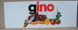 MONDOSORPRESA, ADESIVI NUTELLA NOMI, GINO - Nutella