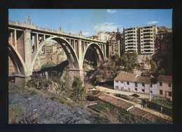 Alicante. Alcoi. *Puente De San Jorge* Ed. Arribas Nº 2007. Circulada 1964. - Alicante