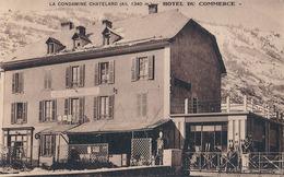 LA CONDAMINE CHATELARD - HOTEL DU COMMERCE - France