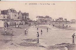 CPA -  41. QUIBERON - Vue Sur La Plage - Quiberon
