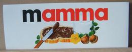 MONDOSORPRESA, ADESIVI NUTELLA NOMI, MAMMA - Nutella