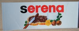 MONDOSORPRESA, ADESIVI NUTELLA NOMI, SERENA - Nutella