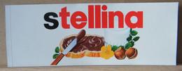 MONDOSORPRESA, ADESIVI NUTELLA NOMI, STELLINA - Nutella
