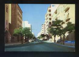 Alicante. Alcoi. *Avda. José Antonio Primo De Rivera* Ed. Raker Nº 12. Circulada 1974. - Alicante
