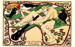 Reproduction - B. LOFFLER - Wiener Werkstätter N°911 (1910) - ADECA Neudin - Loeffler