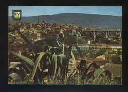 Alicante. Alcoi. *Vista General* Ed. Fisa Nº 8. Circulada 1965. - Alicante