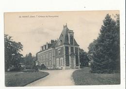 18 HERRY CHATEAU DE BOURGEOISIE CPA BON ETAT - Autres Communes