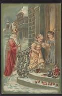 ST NICHOLAS NIKOLO NIKOLAUS OLD POSTCARD #153 - Saint-Nicholas Day
