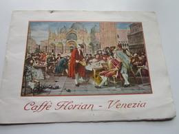 VENEZIA - Caffé Florian (12 Pages) - Tourism Brochures