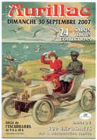 CPM 19 AURILLAC Salon 2007 ( Automobile) - Aurillac