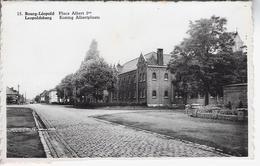 K.Albertplaats En Klooster Karmelietessen - Leopoldsburg