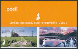 "FINLAND/Finnland  EUROPA 2018 ""Bridges"" Set 2v** - 2018"