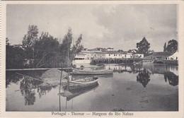 POSTCARD PORTUGAL - TOMAR - MARGENS DO RIO NABÃO - Santarem