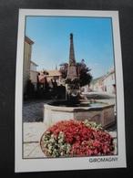 CPM 90 - GIROMAGNY - FONTAINE CLASSEE - Giromagny