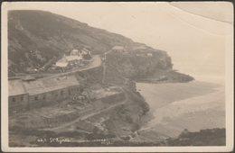 St Agnes, Cornwall, C.1920s - Hawke RP Postcard - England