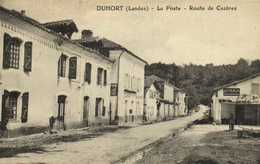 DUHORT (Landes) La Poste Route De Cazères Byrrh RV - France
