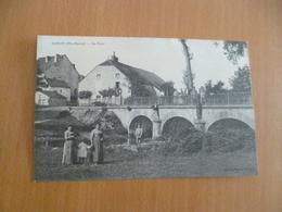 CPA 52 Haute Marne Arbot Le Pont Tachée Sinon   TBE - Autres Communes