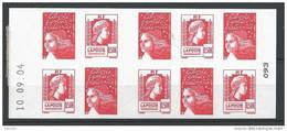France Carnet Composé Marianne D'Alger N° C1512 Neuf** - Definitives