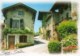 CPM SAINT SORLIN EN BUGEY - France