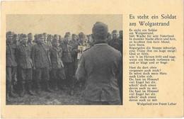 ES STEHT EIN SOLDAT AM WOLGASTRAND -Chant Militaire Allemand  -39 -45 - Guerre 1939-45