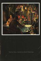 Nach Dem Regen (nach Einem Gemälde Von Oswald Pötzelberger / Druck, Entnommen Aus Zeitschrift /1935 - Bücher, Zeitschriften, Comics