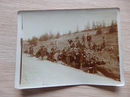 Mariembourg -Carrières De Frasnes - Photo  : Excursion De Géologie 21 Avril 1909 - F: 12/9cm - Voir 3 Scans. - Couvin