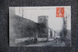 LE MALZIEU VILLE - Les Fortifications - Autres Communes