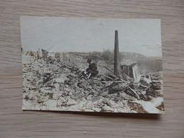 Mariembourg -Carrières De Frasnes - Photo  : Excursion De Géologie 22 Avril 1909 - F: 10/6.5cm - Voir 3 Scans. - Couvin