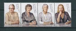 2011 Australia Complete Set/strip Legends Used/gebruikt/oblitere - 2010-... Elizabeth II