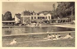 Schwimmbad Heßmühle Bei Bühren-Itzbach (Siersburg) 1937 - Allemagne
