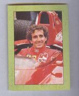 ALAIN PROST....FERRARI...AUTOMOBILISMO..PILOTA FORMULA UNO....AGIP.......AUTO - Car Racing - F1