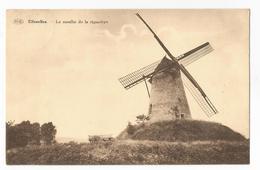 Elezelles Le Moulin à Vent De La Rigaudrye Carte Postale Ancienne - Ellezelles