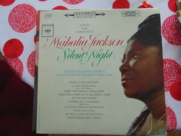 Mahalia Jackson-Silent Night  (monoral Version) - Vinyl Records