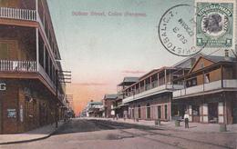 CPA -  PANAMA - Bolivar Street, Colon - 1912 - Panama