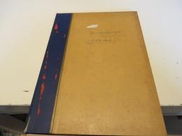 GESAMTDEUTSCHLAND  Posten  O /  MARKEN  Im  Gebrauchten  STECKBUCH - Collections (with Albums)