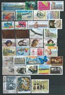 FRANCE  37 Timbres Oblitérés (années 2008/2011) - France