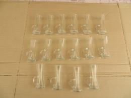 Verres à Vodka - Gläser