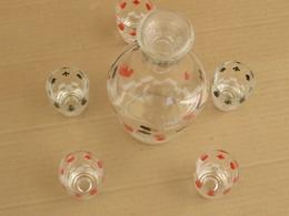 Verres à Liqueur Avec Carafe - Dishware, Glassware, & Cutlery