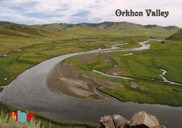 1 AK Mongolei * Orkhon Valley - Diese Landschaft Gehört Seit 2004 Zum Weltkultur- Und Weltnaturerbe Der UNESCO * - Mongolia