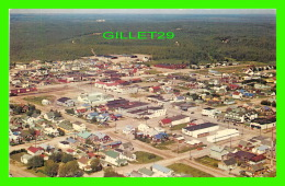 GERALDTON, ONTARIO - AERIAL VIEW OF THE CITY - TRAVEL IN 1967 - PETERBOROUGH POST CARD CO - H. R. OAKMAN - - Autres