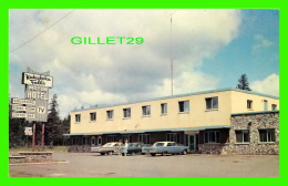 KAKABEKA FALLS, ONTARIO - KAKABEKA FALLS MOTOR HOTEL - THE LEGEND OF GREEN MANTLE -  ALEX WILSON PUB. LTD - - Ontario