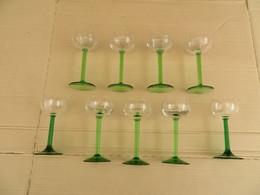 Verres à Vin Blanc - Glasses