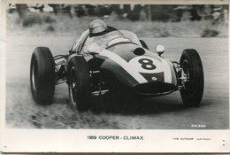 COOPER _CLIMAX - Cartes Postales