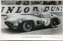 LE MANS_ASTON MARTIN - Cartes Postales