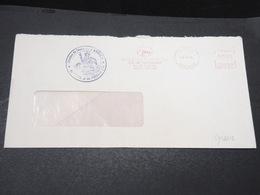 FRANCE - Grêves Des Postes En 1974 , Enveloppe De L 'Essonne , Cachet De La Chambre De Commerce - L 17061 - Marcophilie (Lettres)