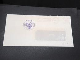 FRANCE - Grêves Des Postes En 1974 , Enveloppe De L 'Essonne , Cachet De La Chambre De Commerce - L 17062 - Postmark Collection (Covers)